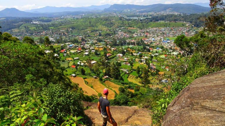 Lover's peak Nuwara Eliya sri lanka