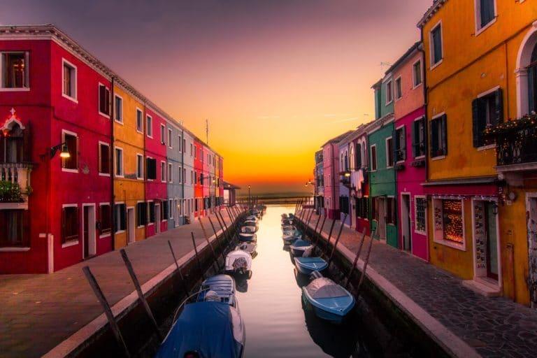 venise bateau italie voyage europe