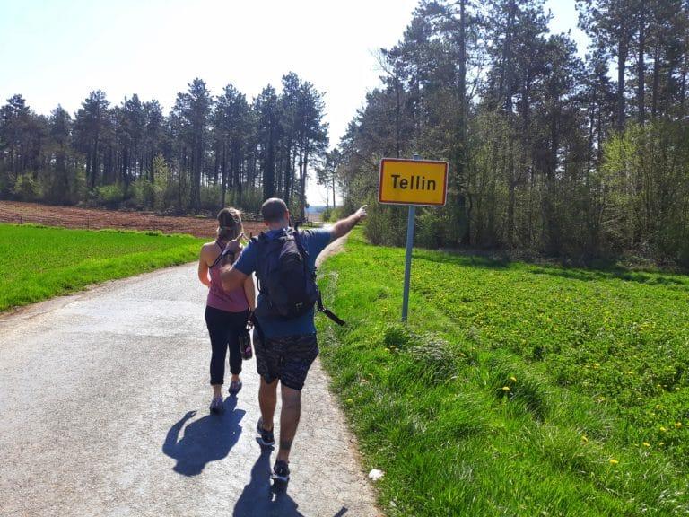 marche randonnée tellin ardennes belge