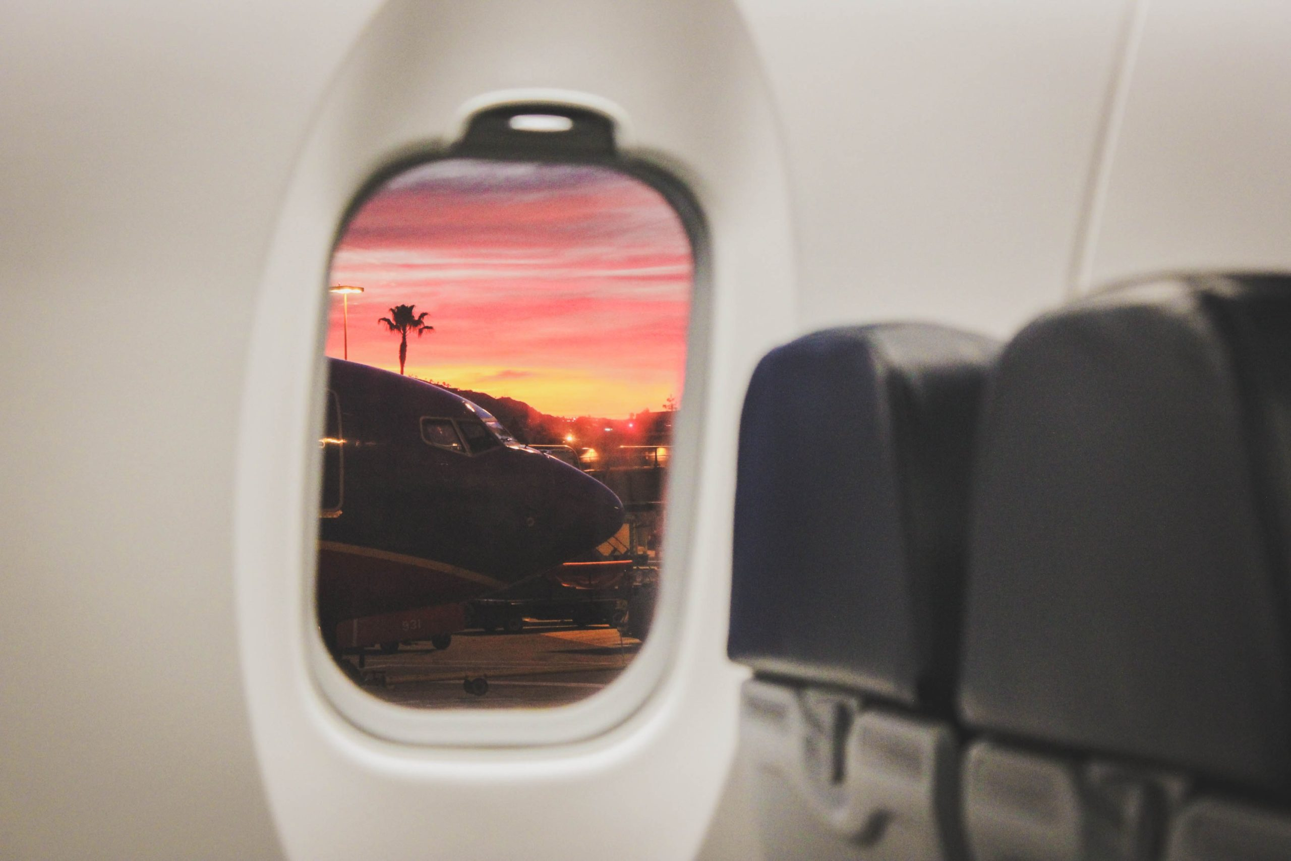 aéroport avion voyage transport