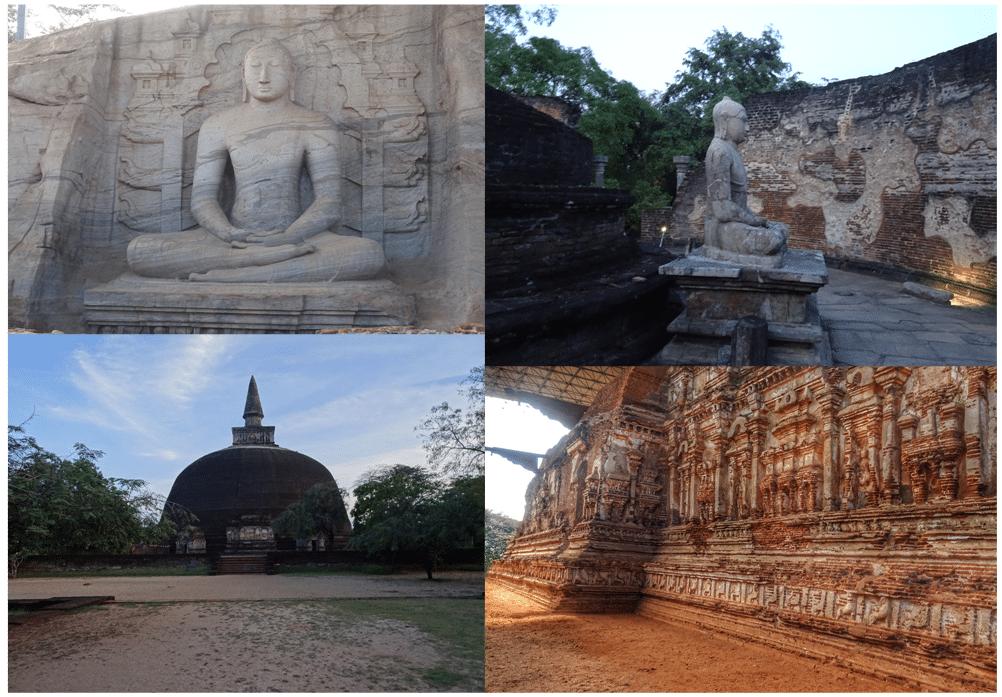 temple de Anuradhapura sri lanka