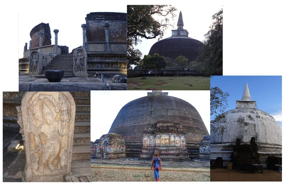 visite Anuradhapura temple