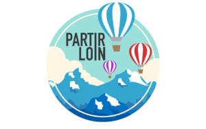 Logo blog Partir Loin