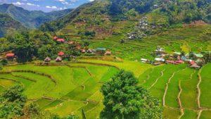 rizière-village-philippines