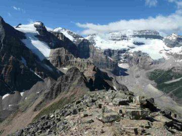 point de vue du sommet du Mont Fairview