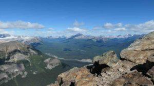 Montagne du lac louise