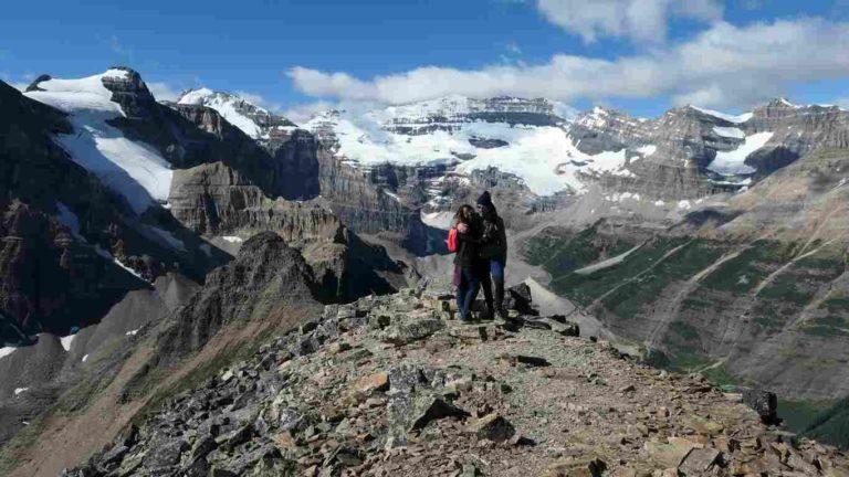 sommet du Mont Fairview