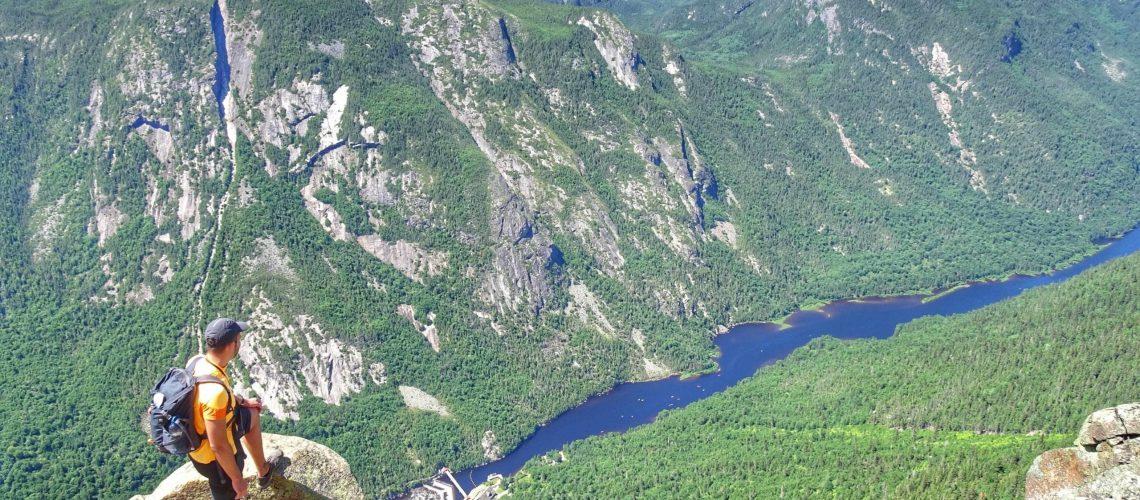 acropole des draveurs rivière malbaie